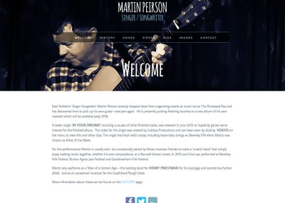 Martin Peirson