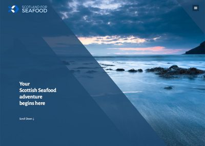 Scotland For Seafood