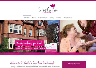 St Cecilias Care Services