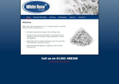 White Rose Data