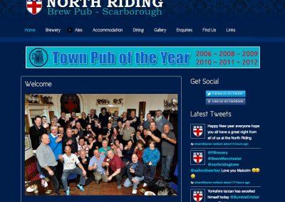 North Riding Brew Pub
