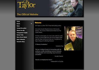 GP Taylor