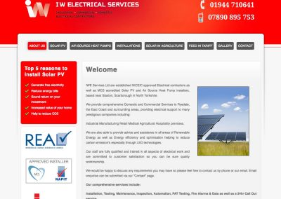 IW Electrical Services
