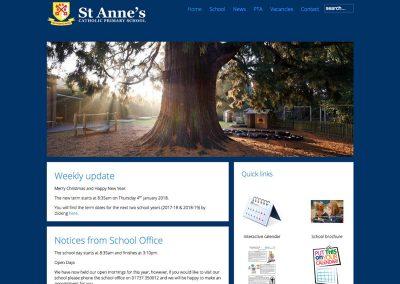 St. Annes Primary