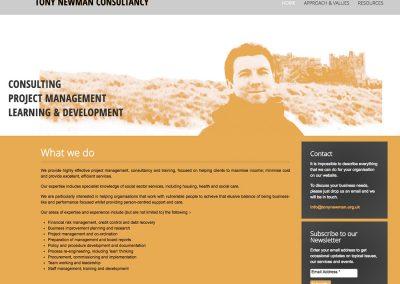 Tony Newman Consultancy