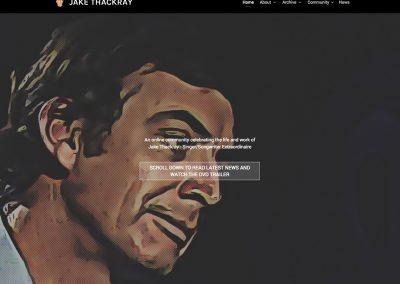 The Jake Thackray Website