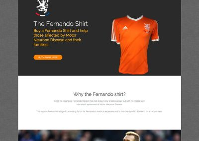 The Fernando Shirt