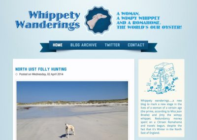 Whippety Wanderings