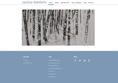 Janine Baldwin